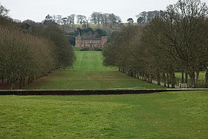 English: Mount Edgcumbe House, near to Cremyll...