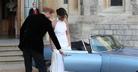 How Prince Harry's gentlemanly act of opening car door for