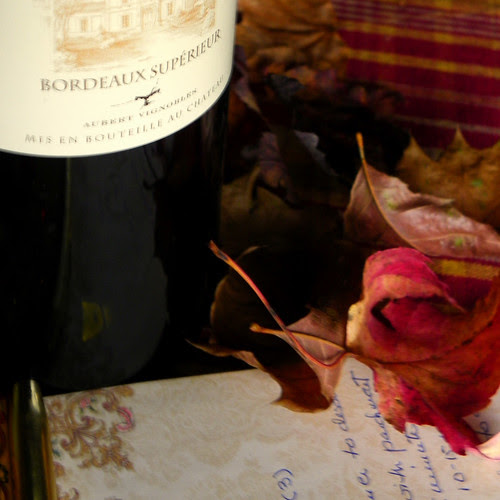 Bordeaux And Recipe