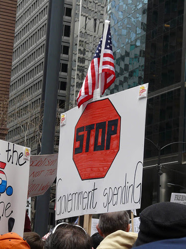 Stop Government Spending