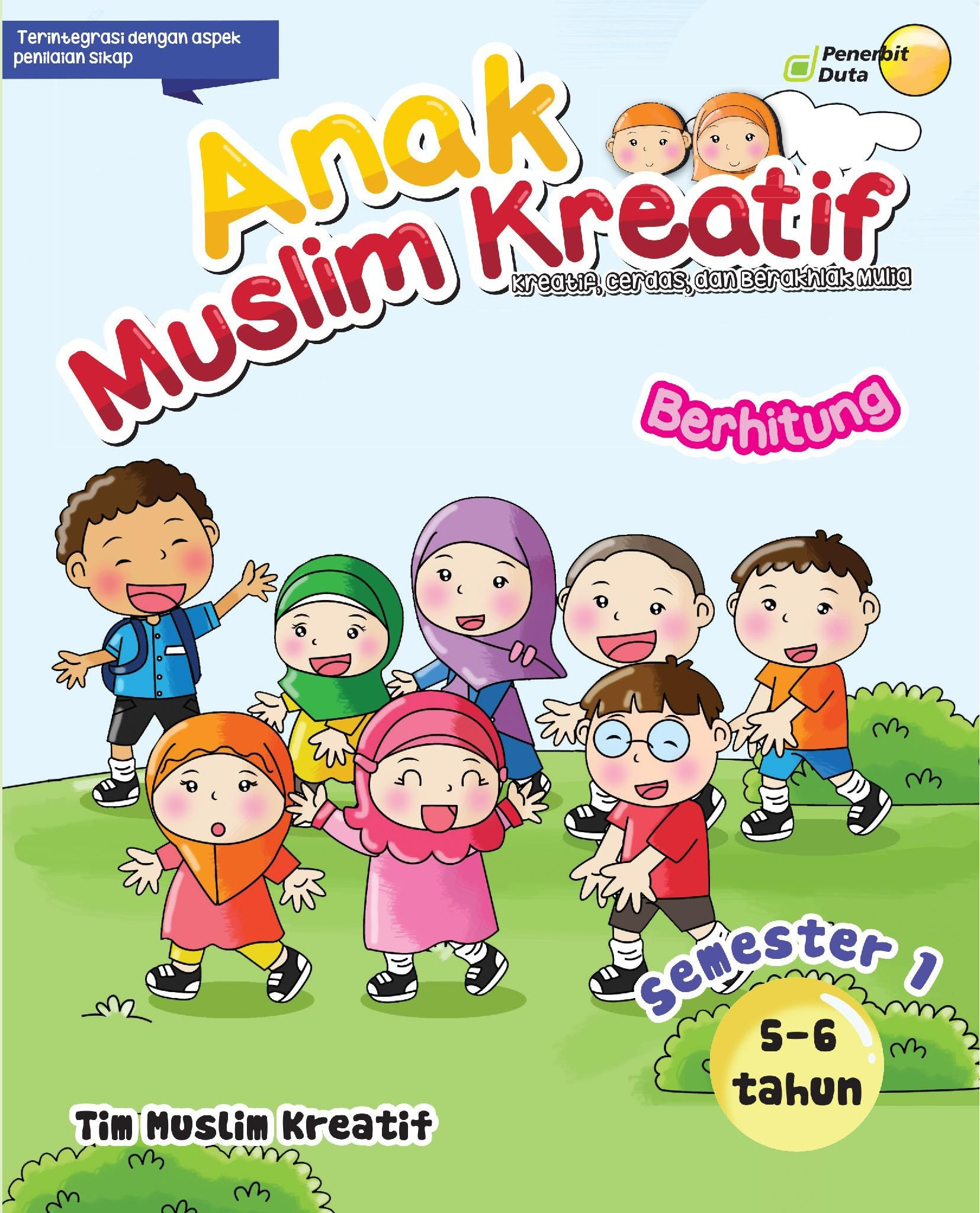 80 Gambar Animasi Anak Tk Muslim Terlihat Keren