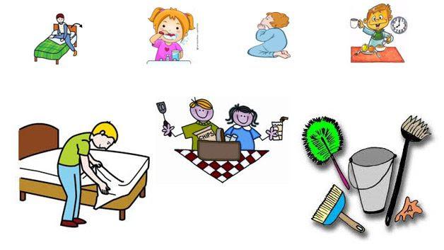 Dibujo De Responsabilidad De Los Niños Imagui
