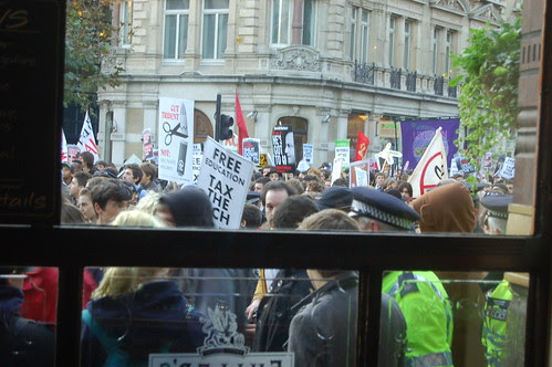 student protest Nov 11 4