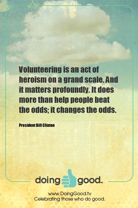 Famous Quotes For Volunteerism. QuotesGram