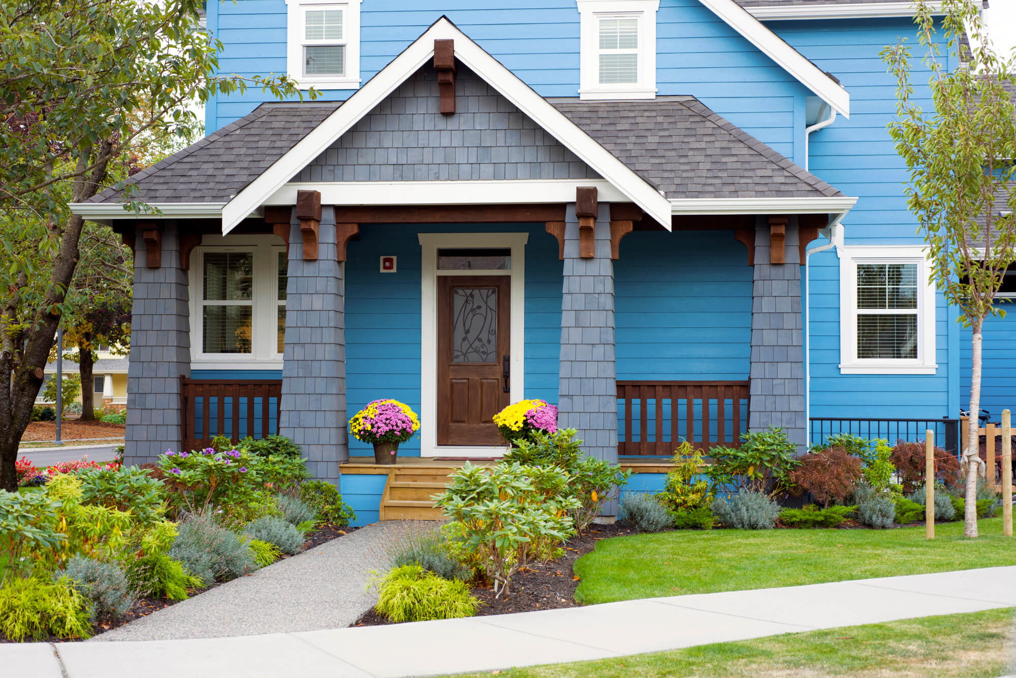 Curb Appeal Front Yard Landscaping Ideas On A Budget  Diy ...