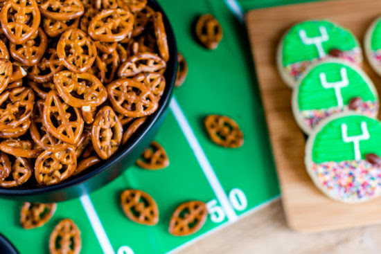 How To Create A Superbowl Dessert Table