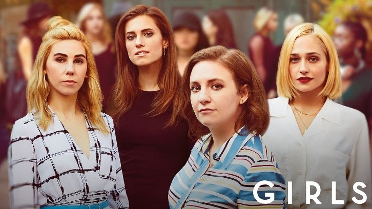 HBO Reveals Premiere Dates for Girls' Final Season and Crashing
