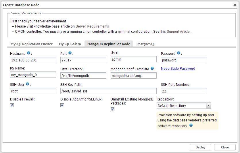 High Availability Log Processing with Graylog, MongoDB and