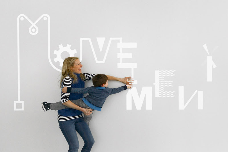 MoMA Art Lab: Movement - The Department of Advertising and ...