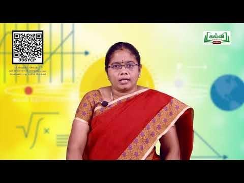 11th Physics துகள்களாலான அமைப்பு (ம) திண்மப்பொருட்களின் இயக்கம் அலகு5 பகுதி 3 Kalvi TV