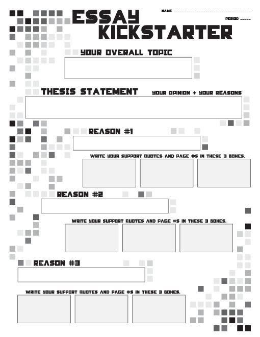 thesis statement nedir