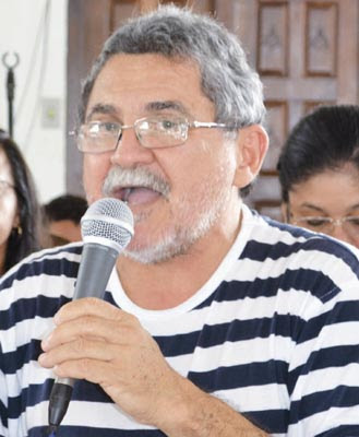 Ex-prefeito Roberth Bringel