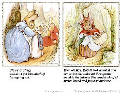 Peter Rabbit Tale