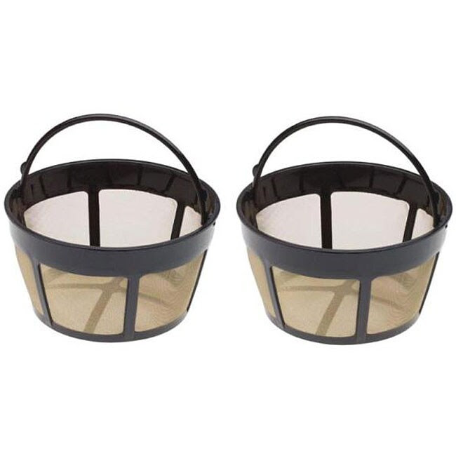 Cuisinart GTF Goldtone Basket Coffee Filters (Pack of 2) - 11882487 - Overstock.com Shopping ...