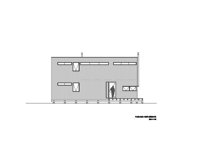 Casa en Tunquén - Christian Beals V, Arquitectura, diseño, casas