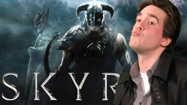 The DTOID Show: Nolan North, Skyrim, and Torchlight LIVE! screenshot