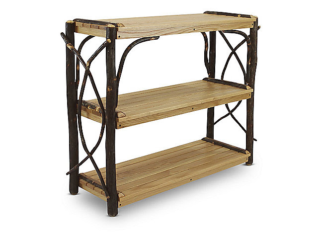 Old Hickory accent bookcase | HOM Furniture