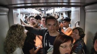 Amb l'aturada d'aquesta tarda acaben les vagues del metro d'aquesta setmana
