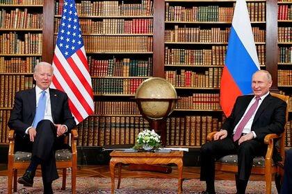 Псаки ответила на вопрос о встрече Байдена и Путина