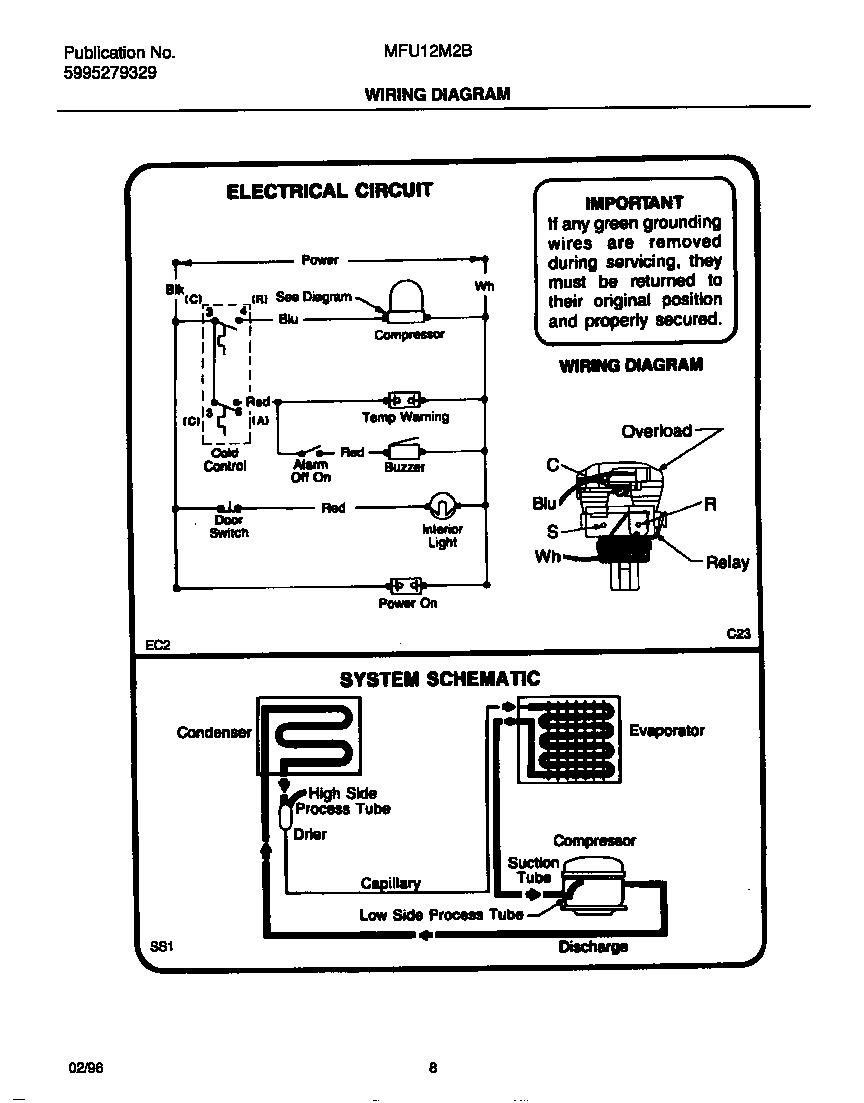 chest freezer wiring diagram image 6