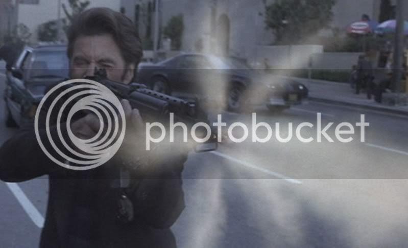 Vincent FN FNC blast