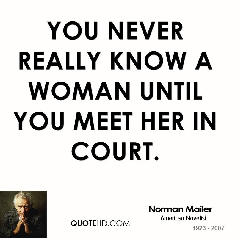 Norman Mailer Quotes Quotehd