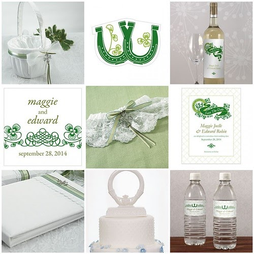 Irish Wedding Accessories For Celebrating Your Luck In
