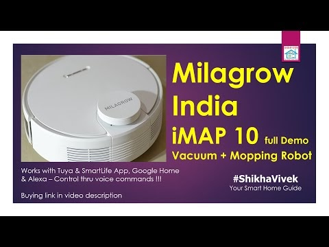 Milagrow iMAP 10.0