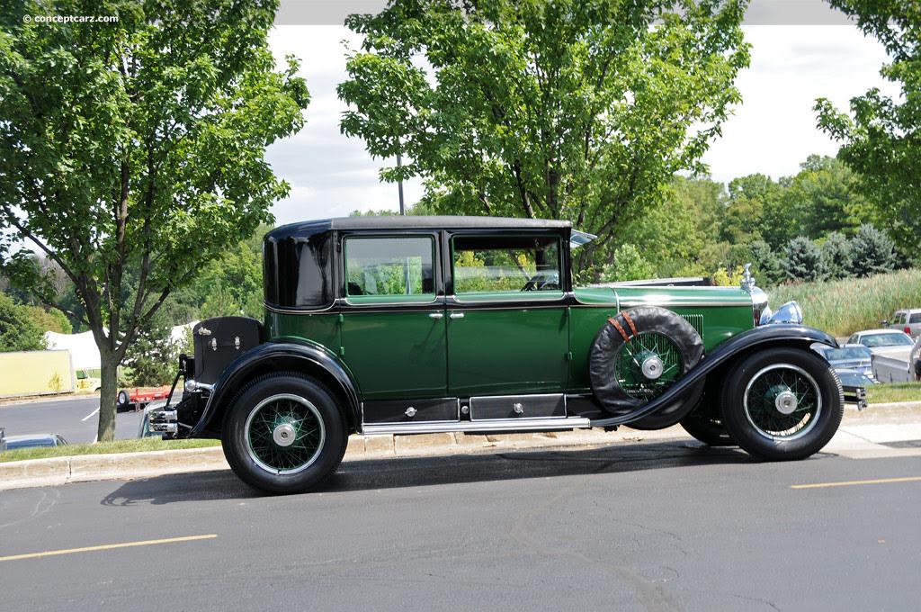 1928 Cadillac Series 341A - conceptcarz.com