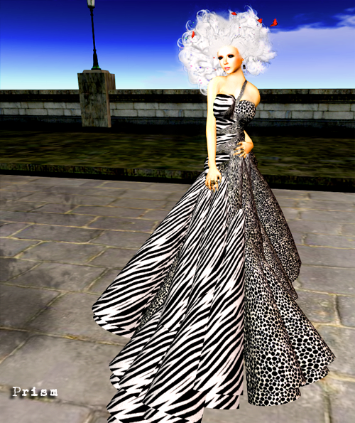 **Prism** Fierce Gown for RFL