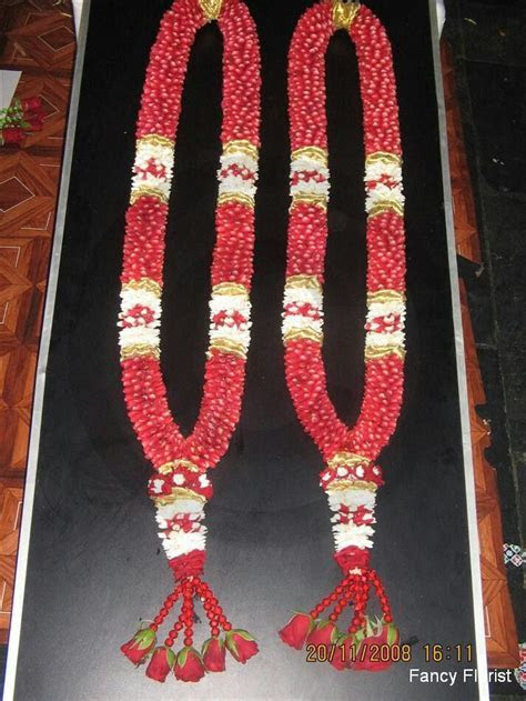 94 best images about Wedding garland on Pinterest   Hindus