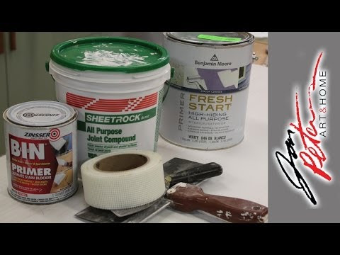 How To Paint Over Old Wallpaper Jon Peters Art Home