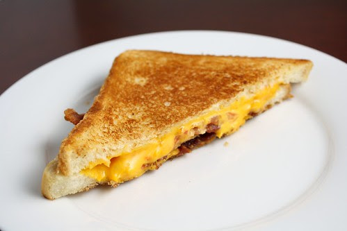 Basic Grilled Cheese from the Grilled Cheese Truck in Los Angeles
