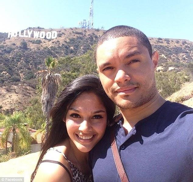 Lina Dee Trevor Noah Breaks Up With Girlfriend To Pursue