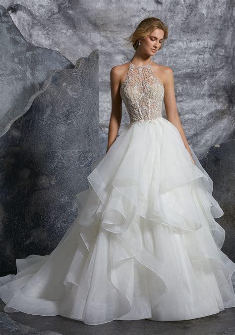 Kali Wedding Dress   Style 8202   Morilee