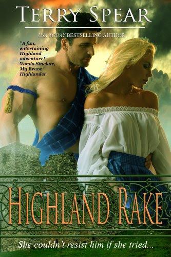 Highland Rake (The Highlanders) by Terry Spear
