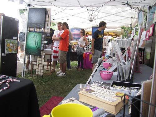 Saturday - Comfest 2011