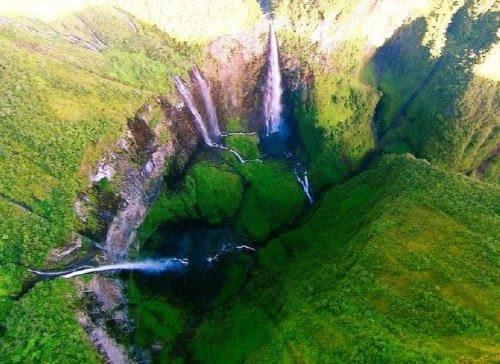 ТОП-25: Самые высокие водопады в мире