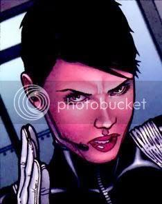Maria Hill, a nova diretora da S.H.I.E.L.D.
