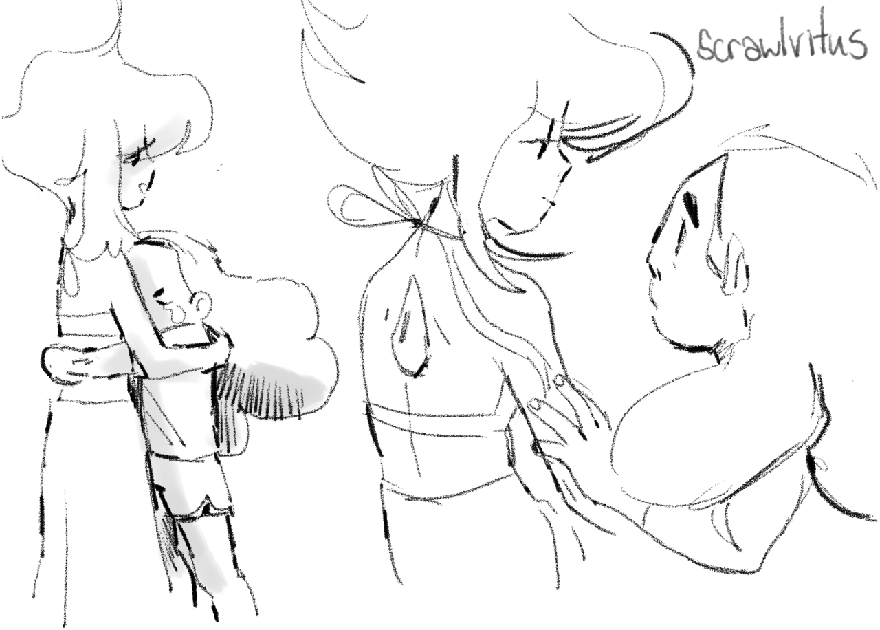 lapis n connie talk about what it feels like to live controlled lives and become friends and i cry about it