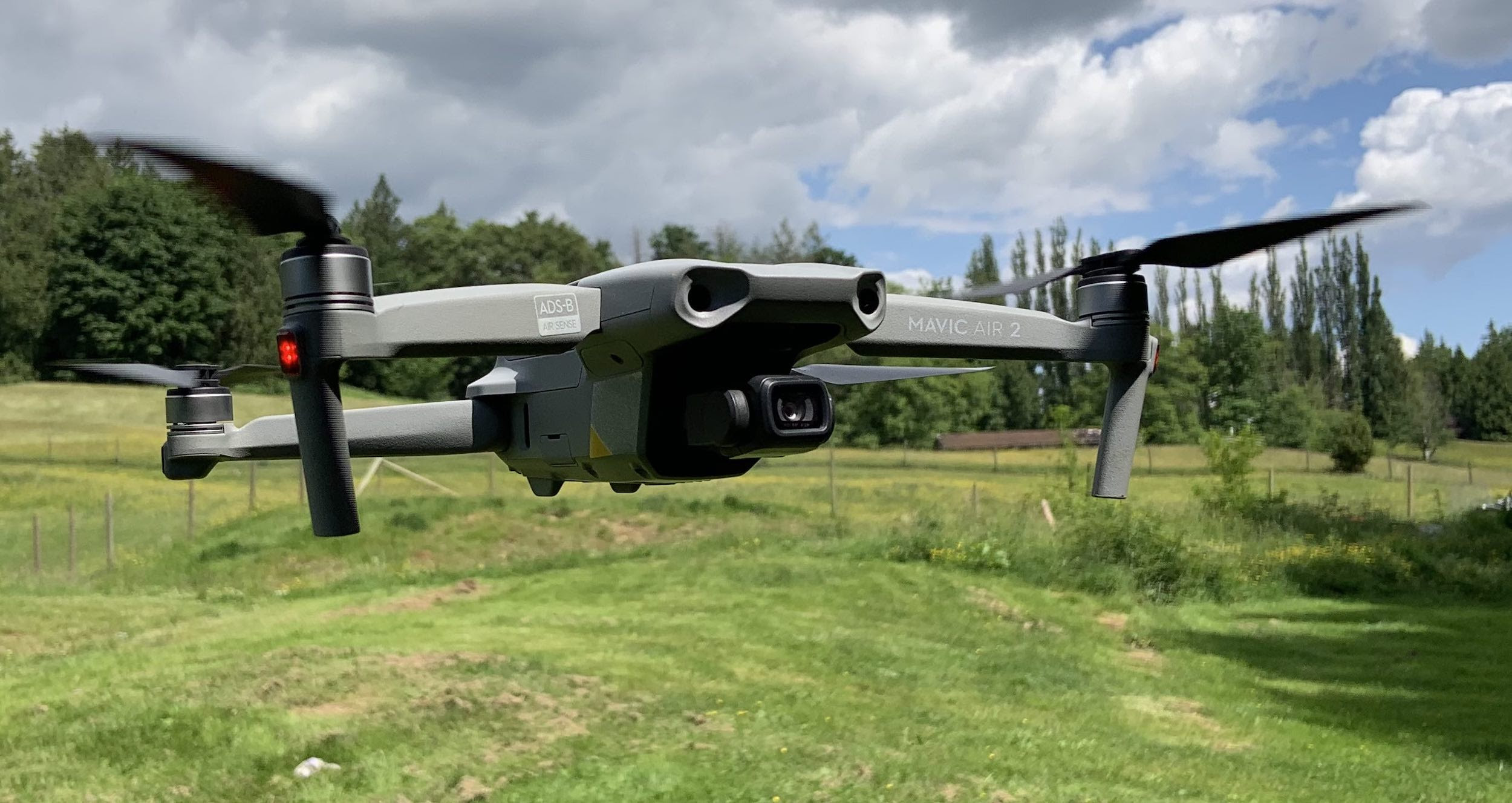 DJI Mavic Air 2 Quadcopter Drone Review | Best Buy Blog