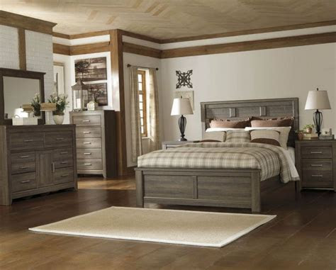 ashley furniture bedroom sets ideas  pinterest