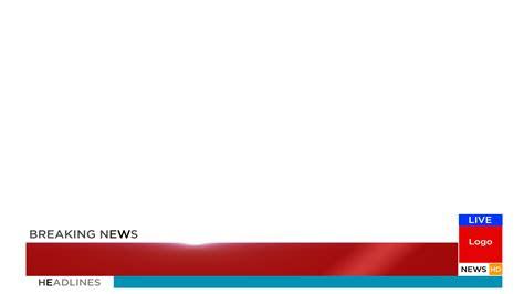 breaking news lowerthird png hd mtc tutorials mtc tutorials