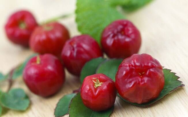 Acerola. Foto: Getty Images