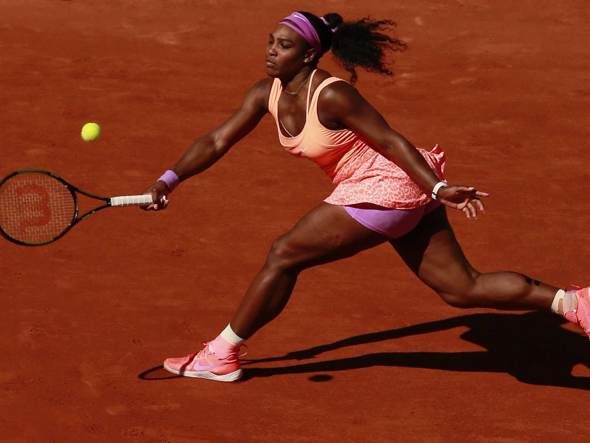 The most successful female athlete of all time just got body shamed in the New York Times