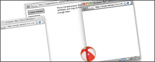 Browser Ball