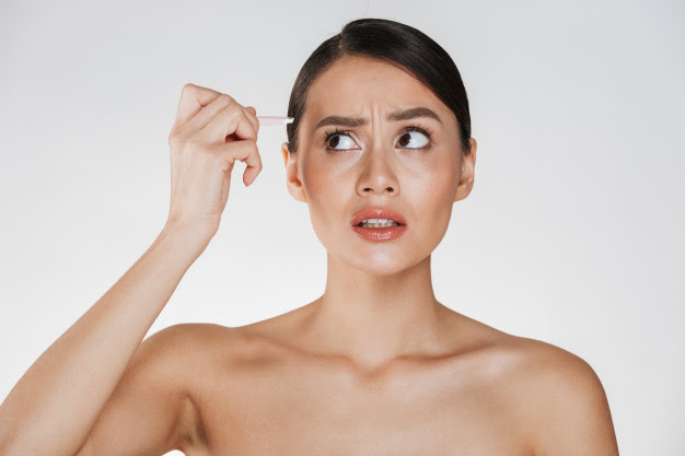 Your Health Today: What Causes Eyebrow Hair Loss?