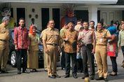 Anies-Sandi 'Ngopi' Bareng Prasetio di Rumah Dinas Ketua D   ewan