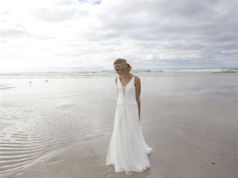 Cheap Wedding Dress 2016 White Lace Beach Wedding Dresses