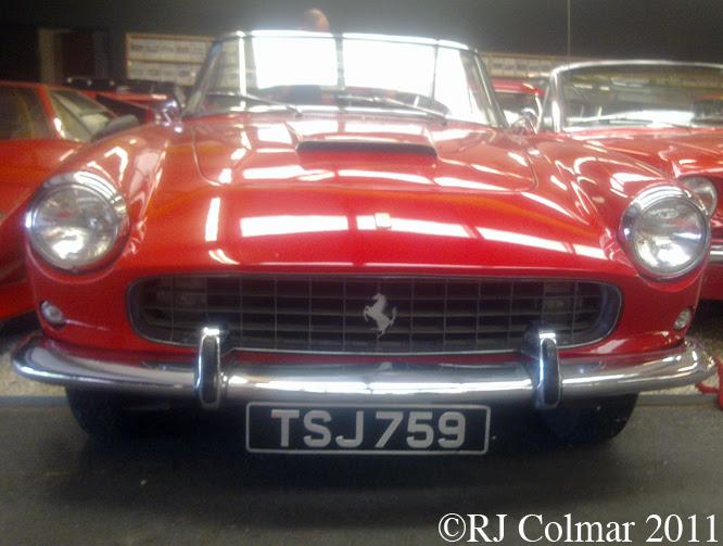 Ferrari 250 GT Cabriolet Series 2, Haynes IMM
